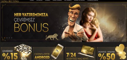 kingbetting 520x245 - Kingbetting Bonuslar